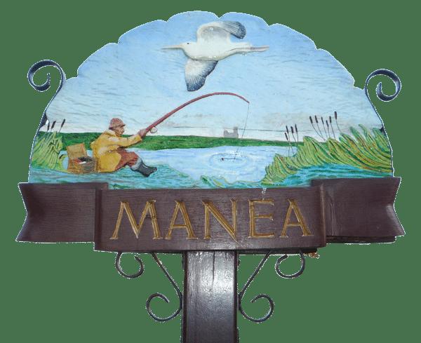 Manea Logo